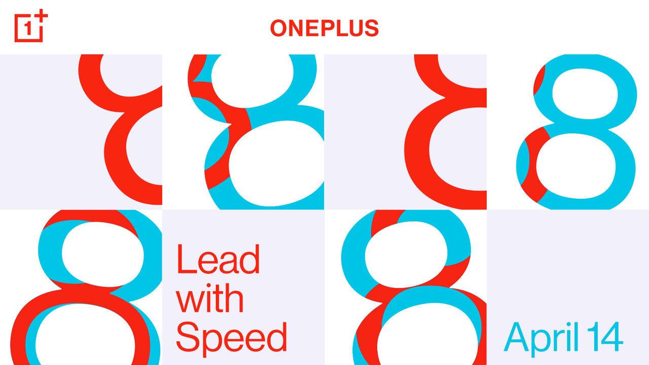 OnePlus 8 presenteras 14 april