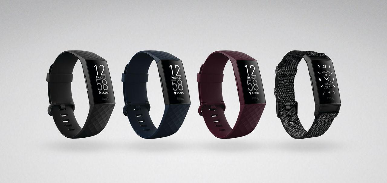 Det här är Fitbit Charge 4