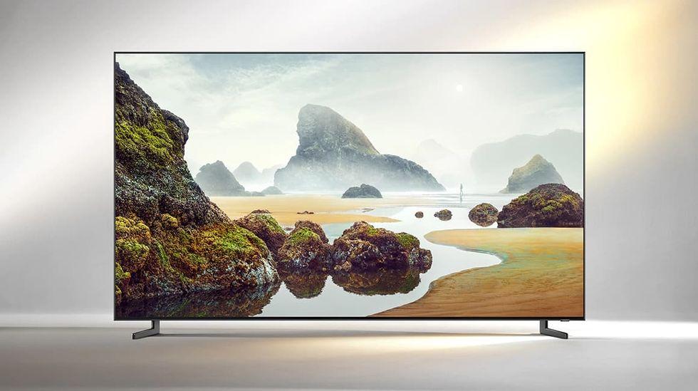 Samsung säger hejdå till LCD-paneler