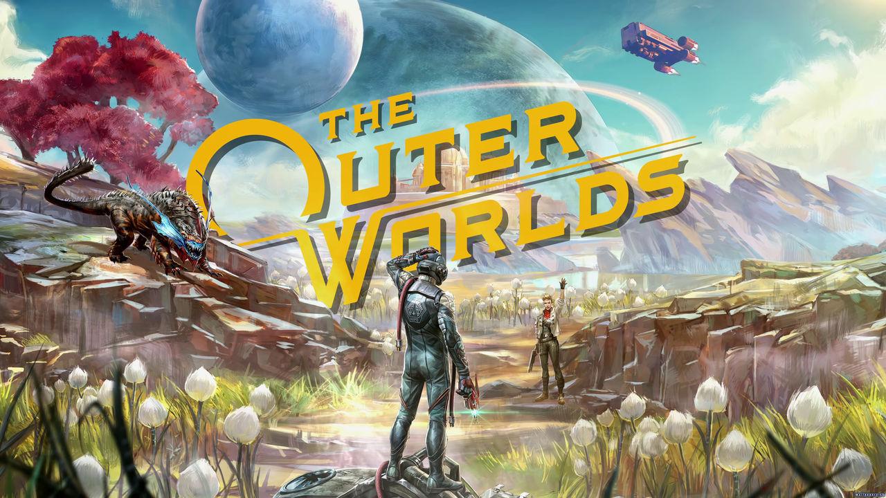 The Outer Worlds släpps till Switch 5 juni