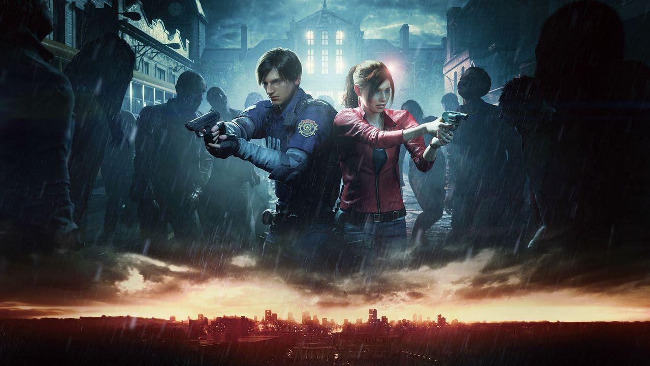 Helt nytt Resident Evil ryktas dyka upp nästa år