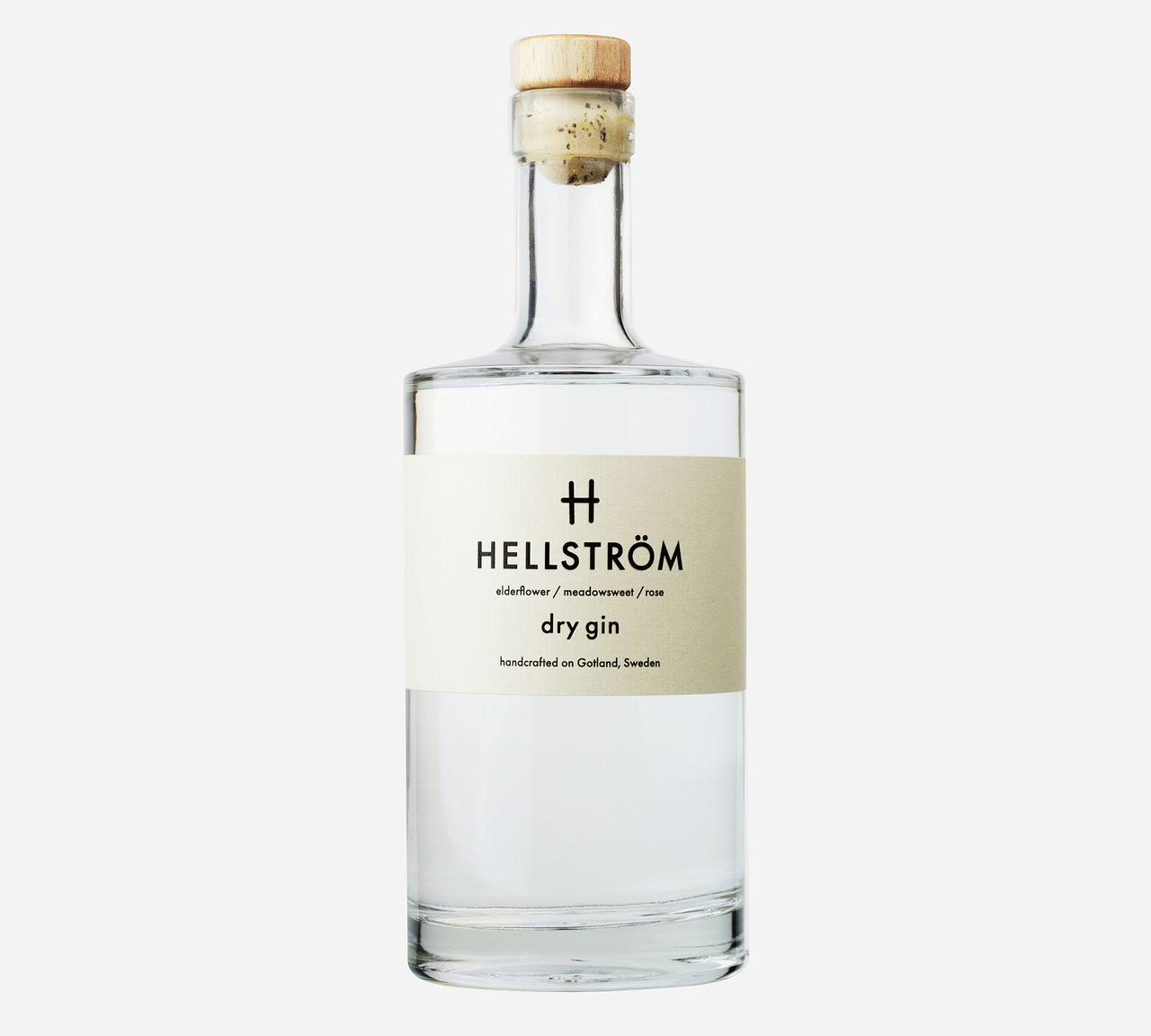 Idag släpps Gotlands första gin