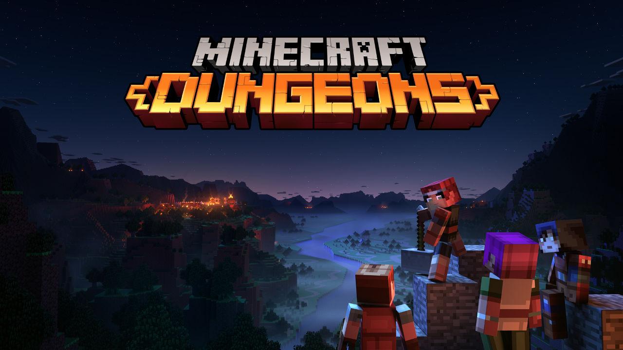 Släppet av Minecraft Dungeons flyttas fram