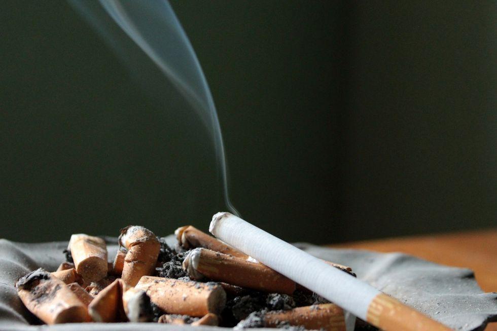 Fler vill sluta röka i Sverige