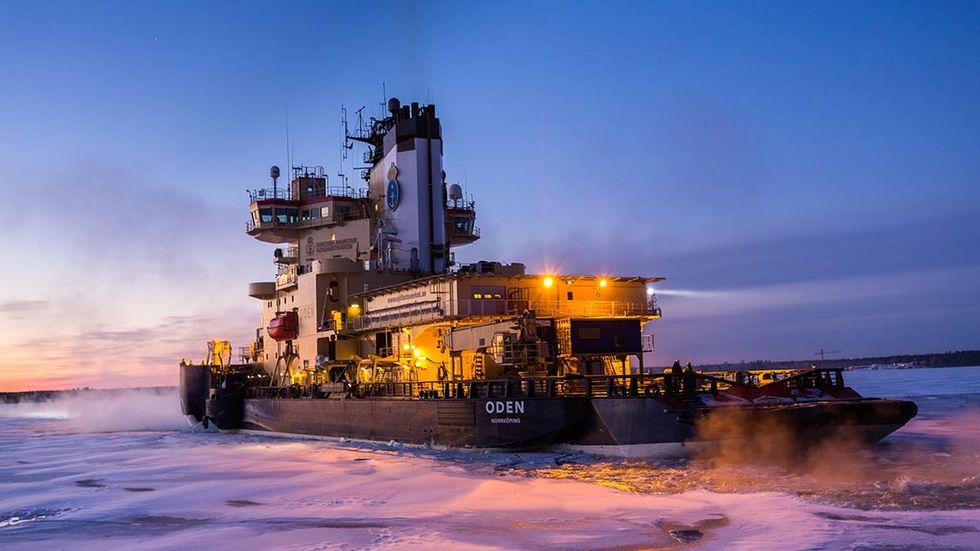 Stor polarforskningsexpedition flyttas fram