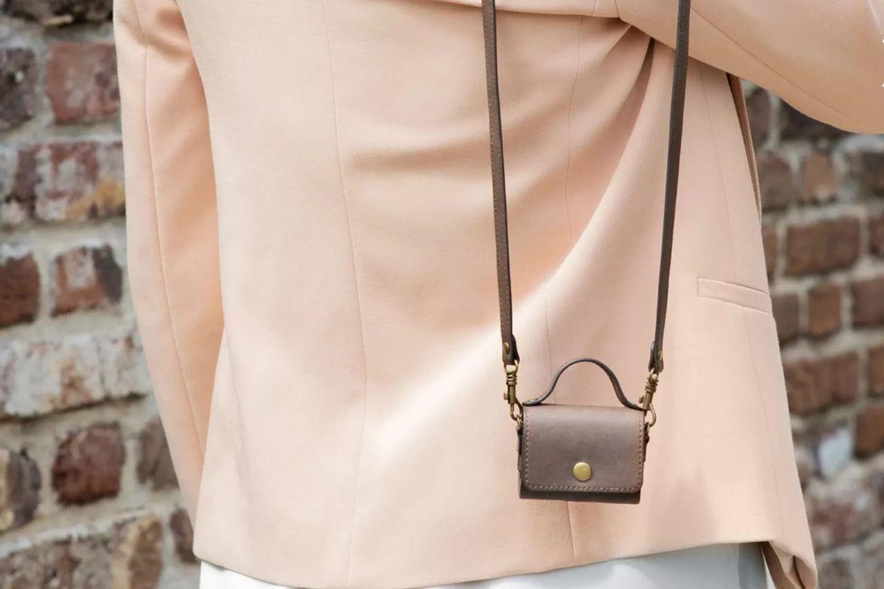 Airbag är en liten väska till AirPods