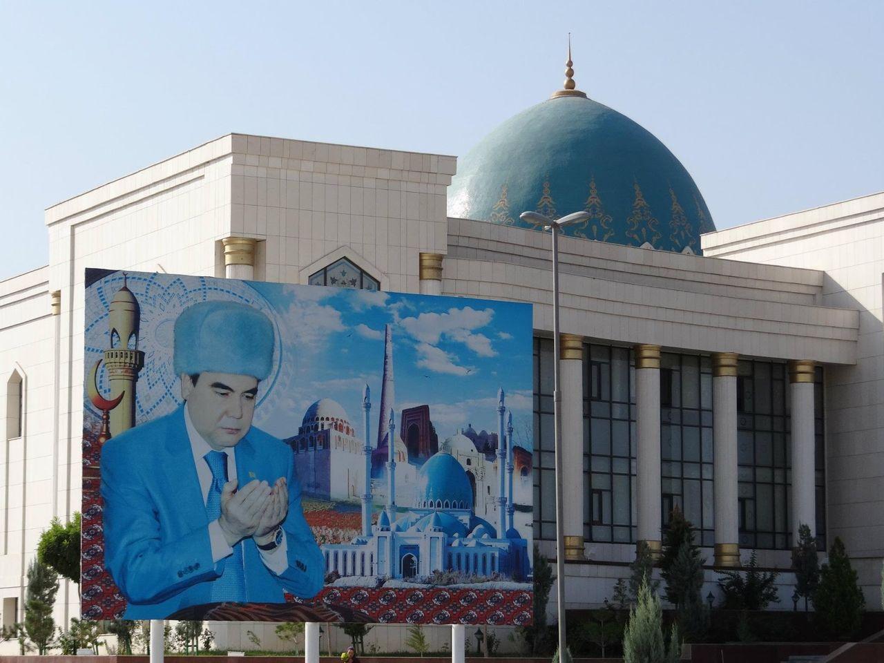 Turkmenistan uppger att man inte har några coronasmittade
