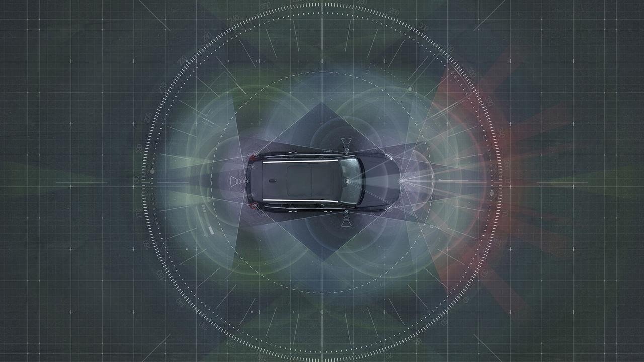 Volvo och Veoneer delar upp bolaget Zenuity