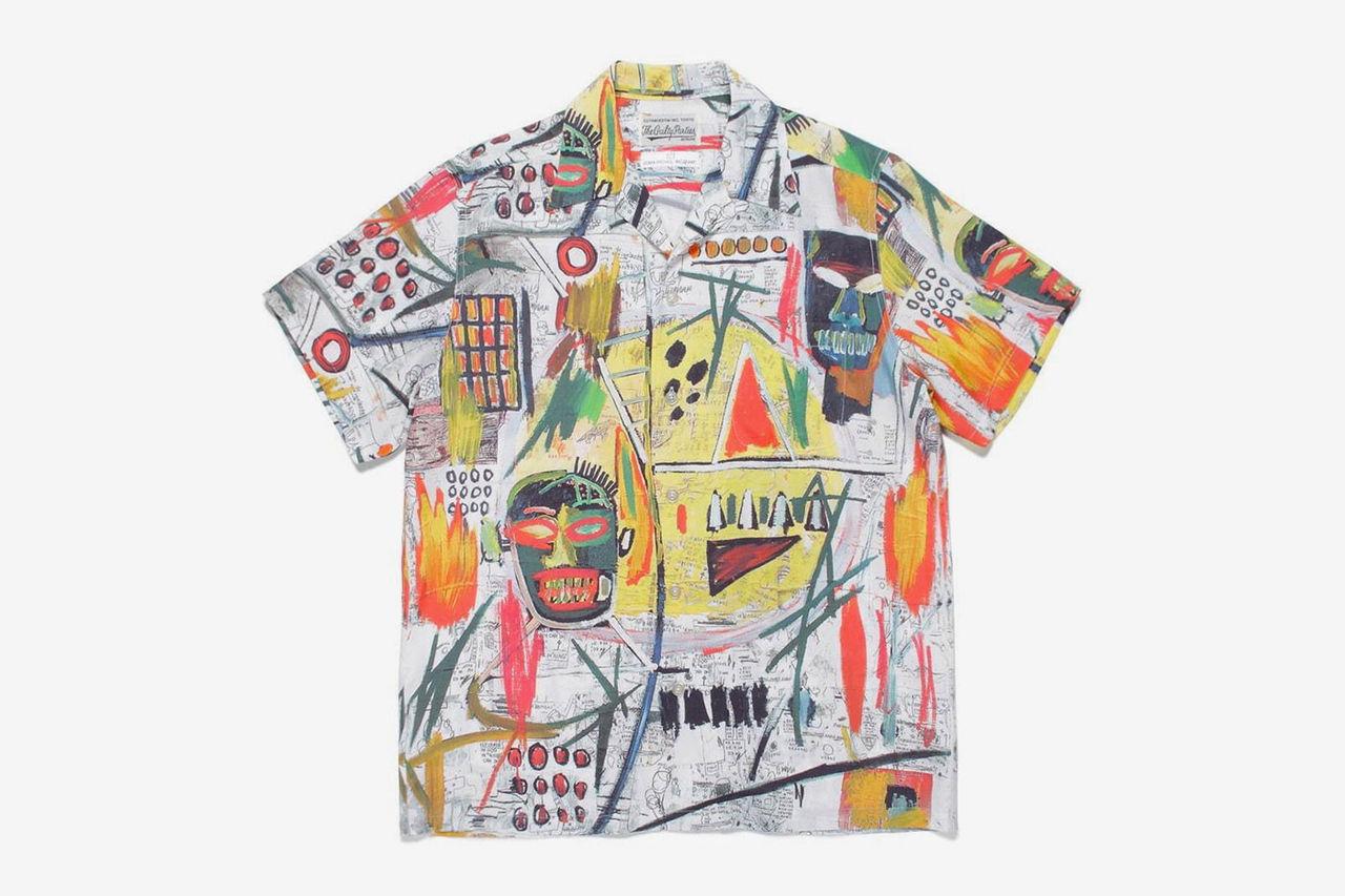 Knasiga Hawaii-skjortor från Wacko Maria