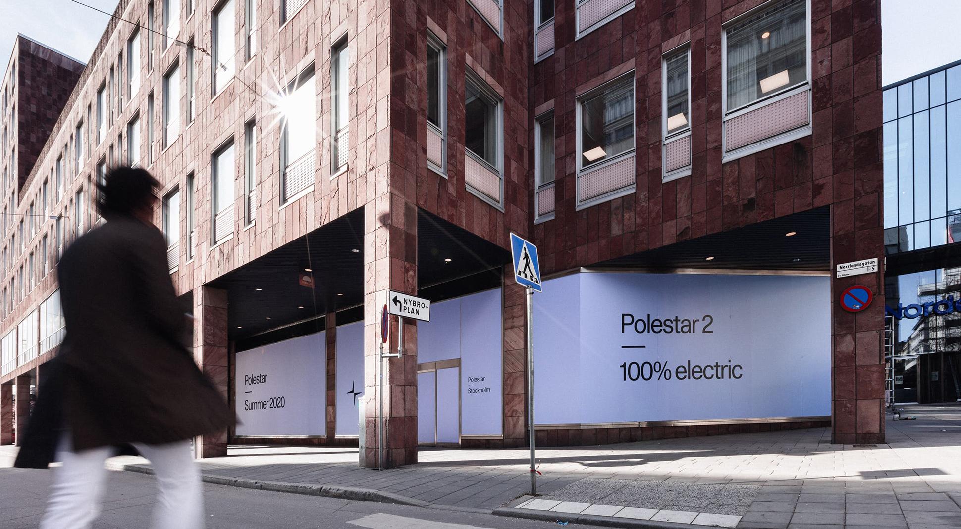 Polestar Space öppnar i Stockholm och Göteborg nu i sommar Dags för showroom även i Sverige