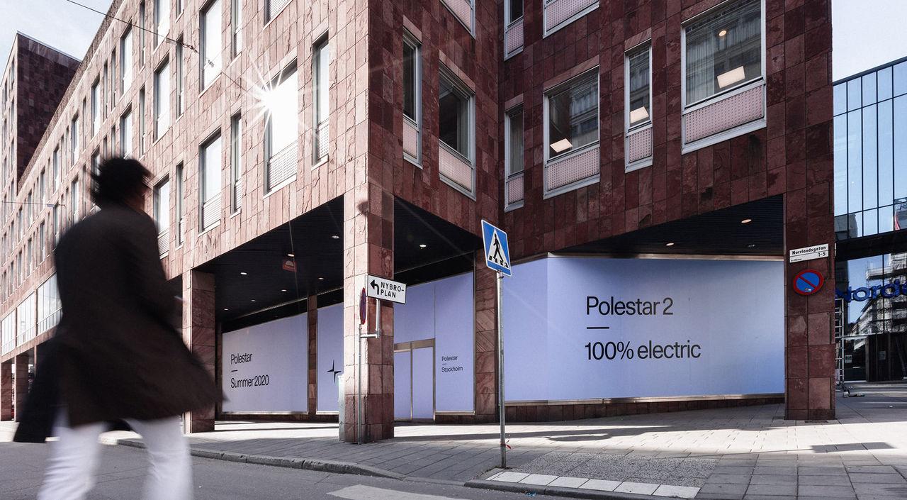 Polestar Space öppnar i Stockholm och Göteborg nu i sommar