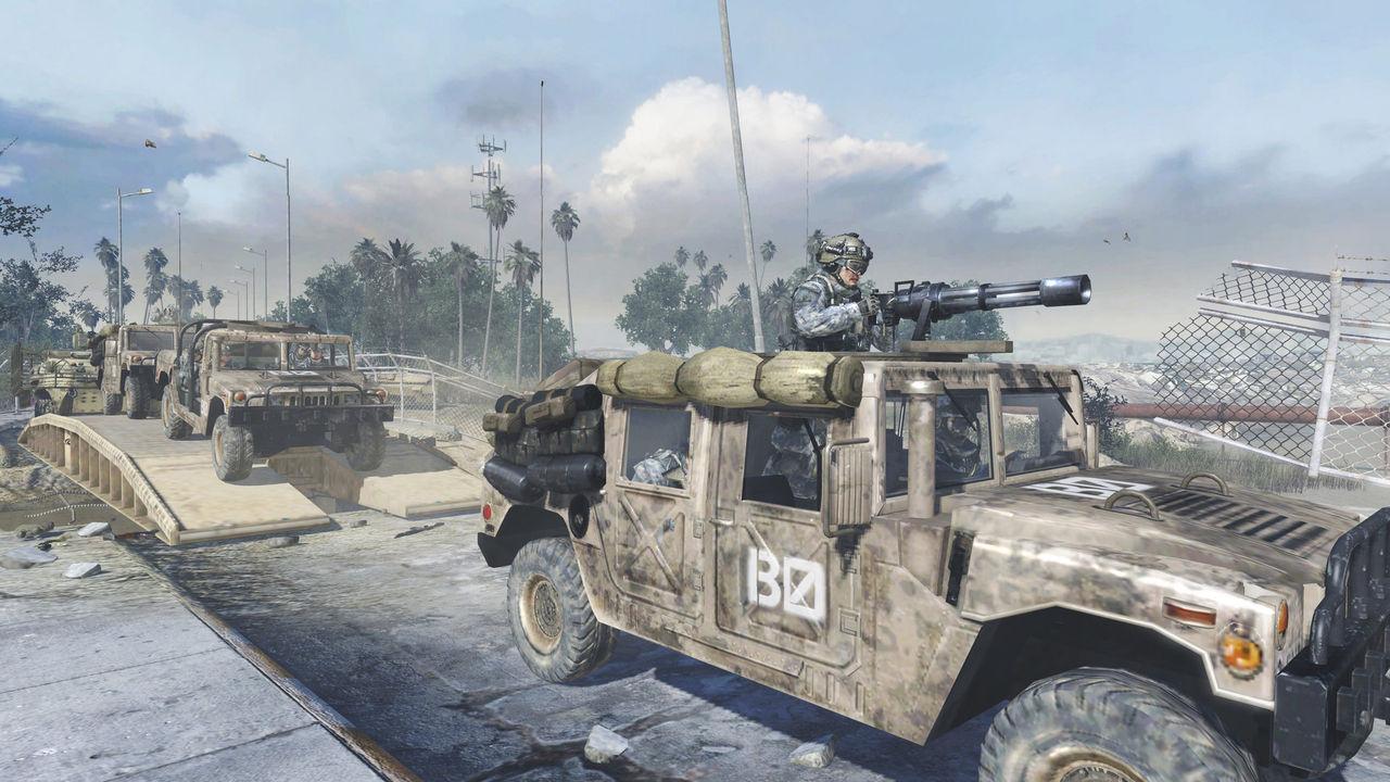 Activision har rätt att använda Humvees i Call of Duty