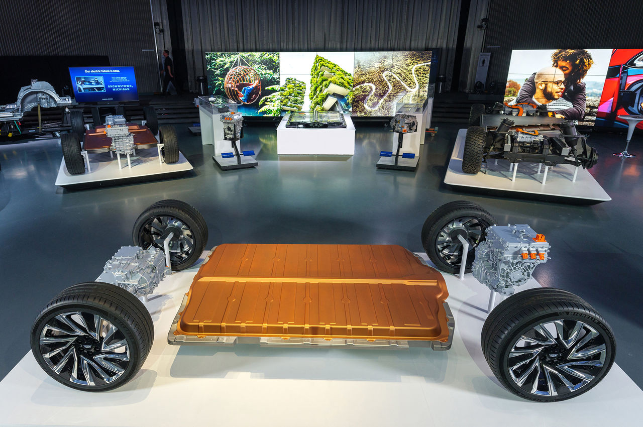 Honda och General Motors samarbetar kring två nya elbilar