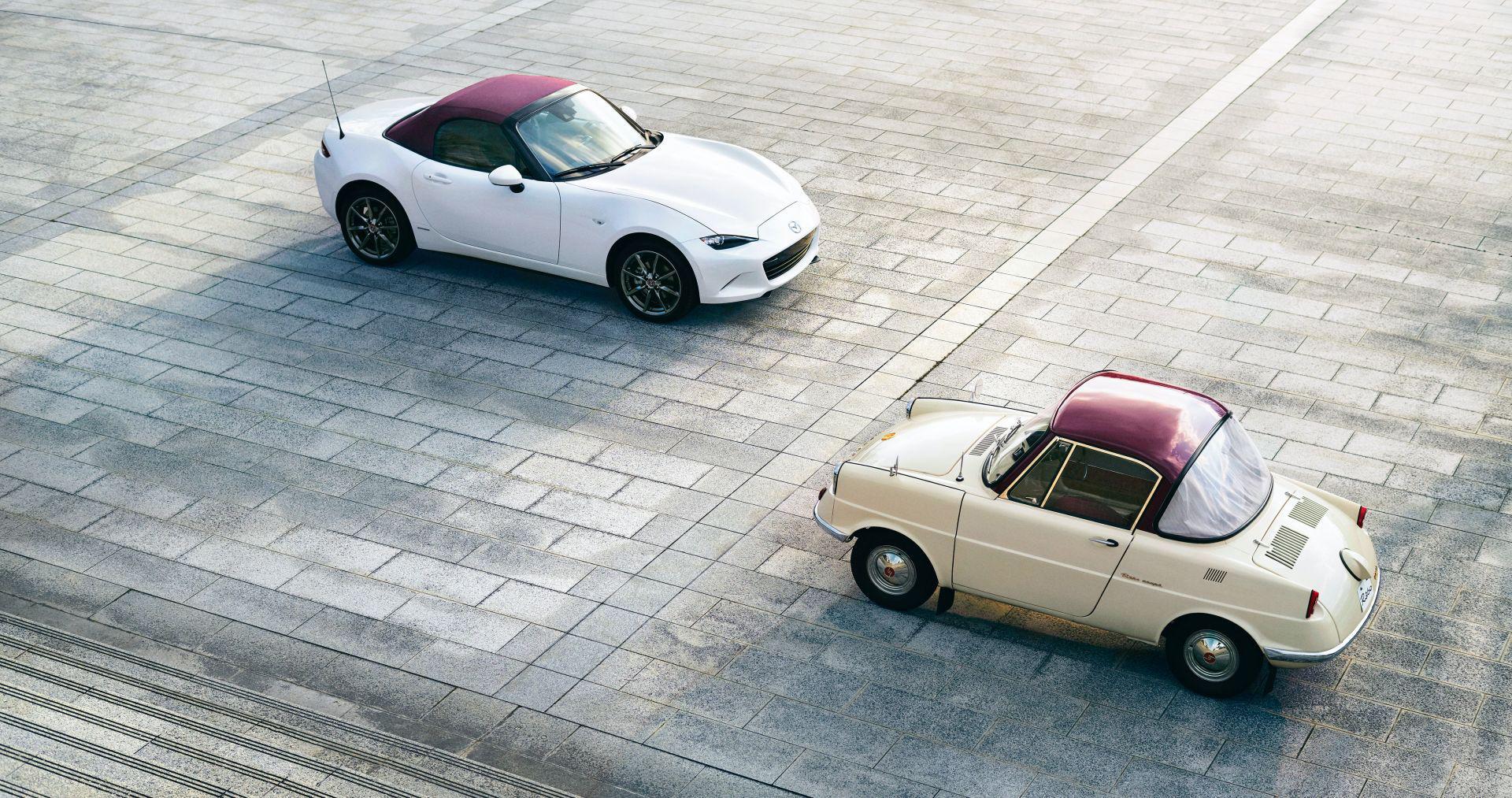 Tut i luren! Mazda fyller 100 år!