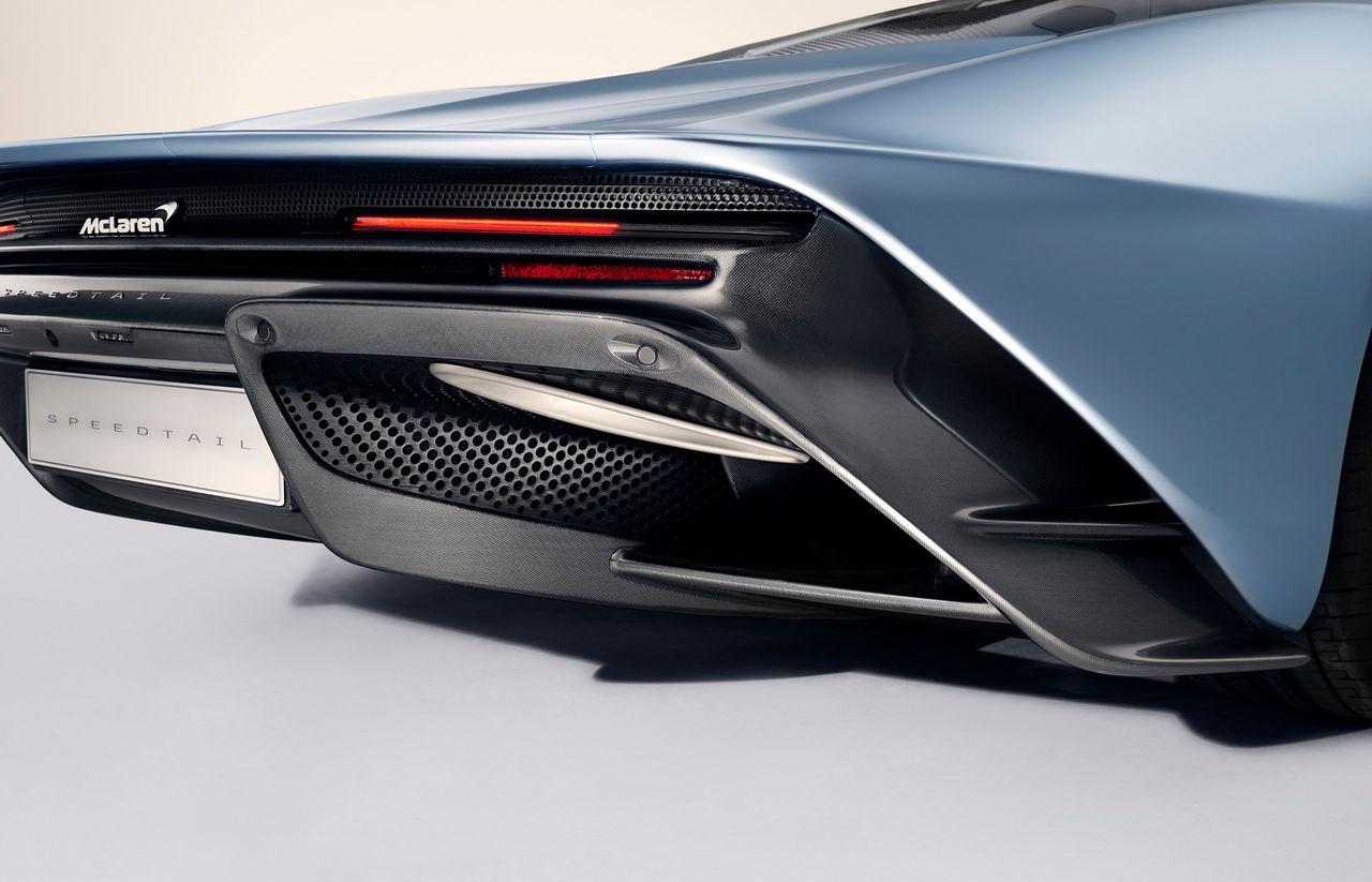 McLarens laddhybrid presenteras i sommar?
