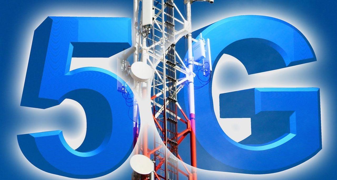 Konspirationsteoretiker saboterar 5G-nät