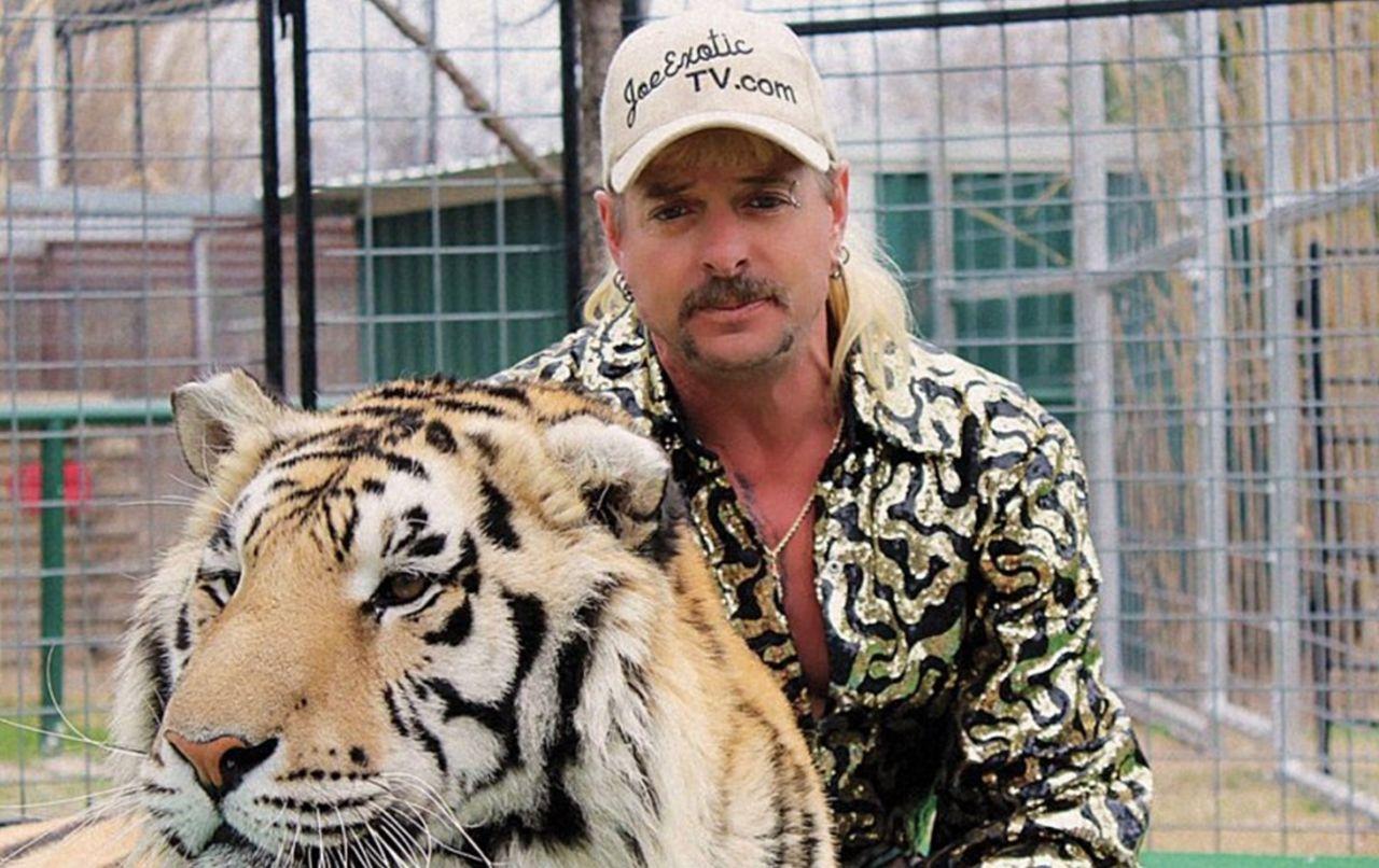 Netflix släpper bonusavsnitt om Tiger King