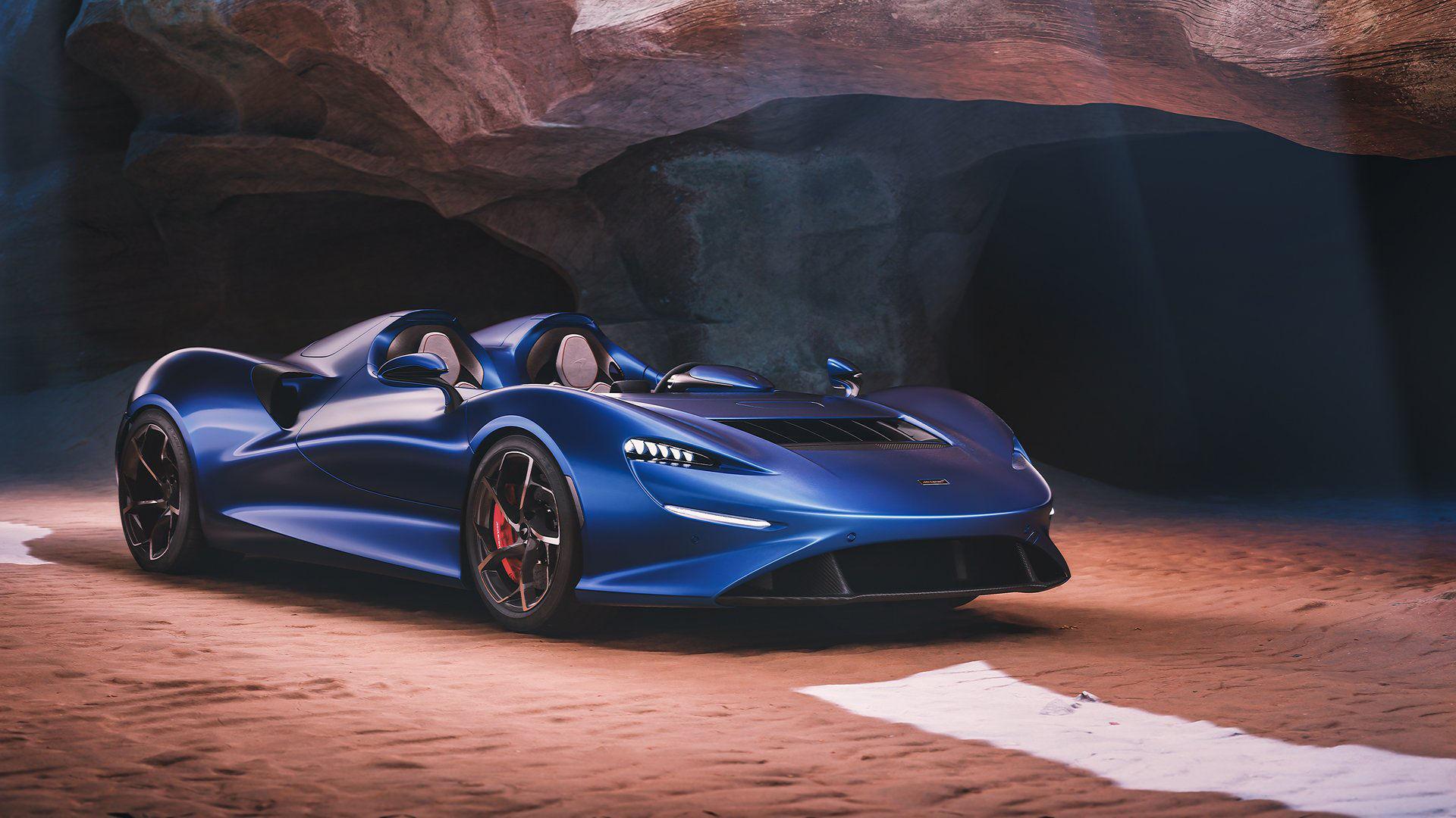 McLaren kapar produktion av Elva från 399 till 249 exemplar
