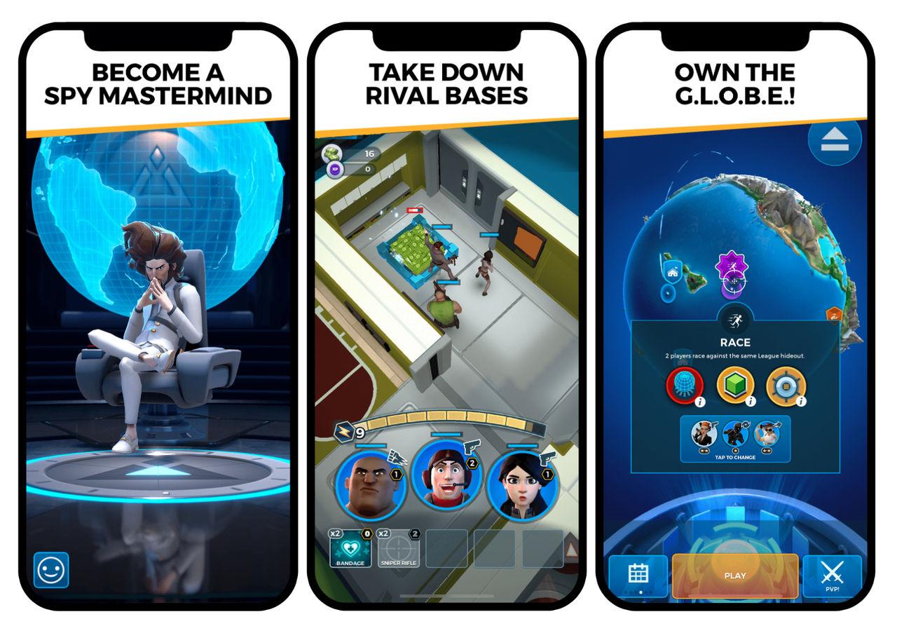 Epic Games presenterar mobilspelet Spyjinx