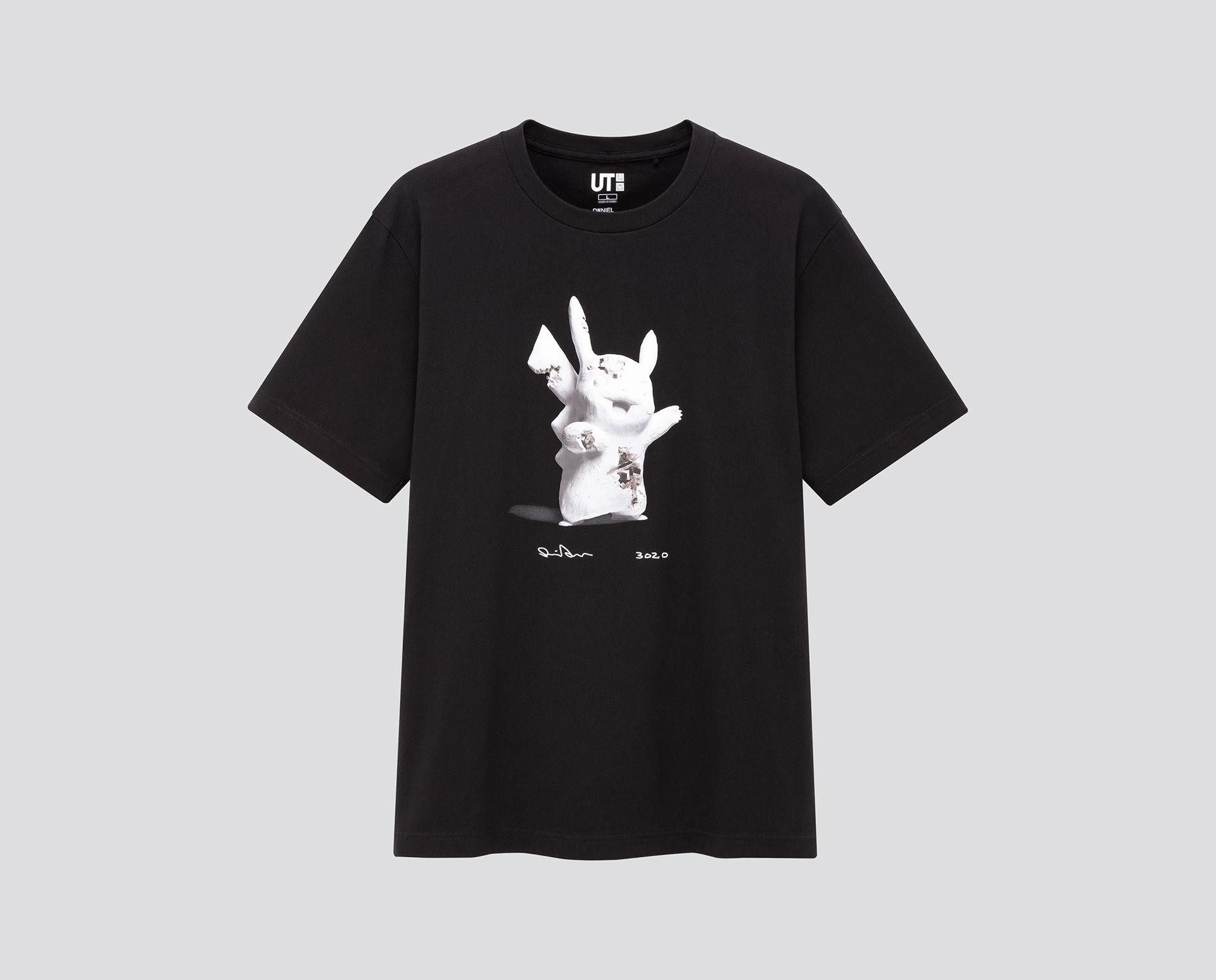 Uniqlo släpper t-shirtar med Pokémon-tryck