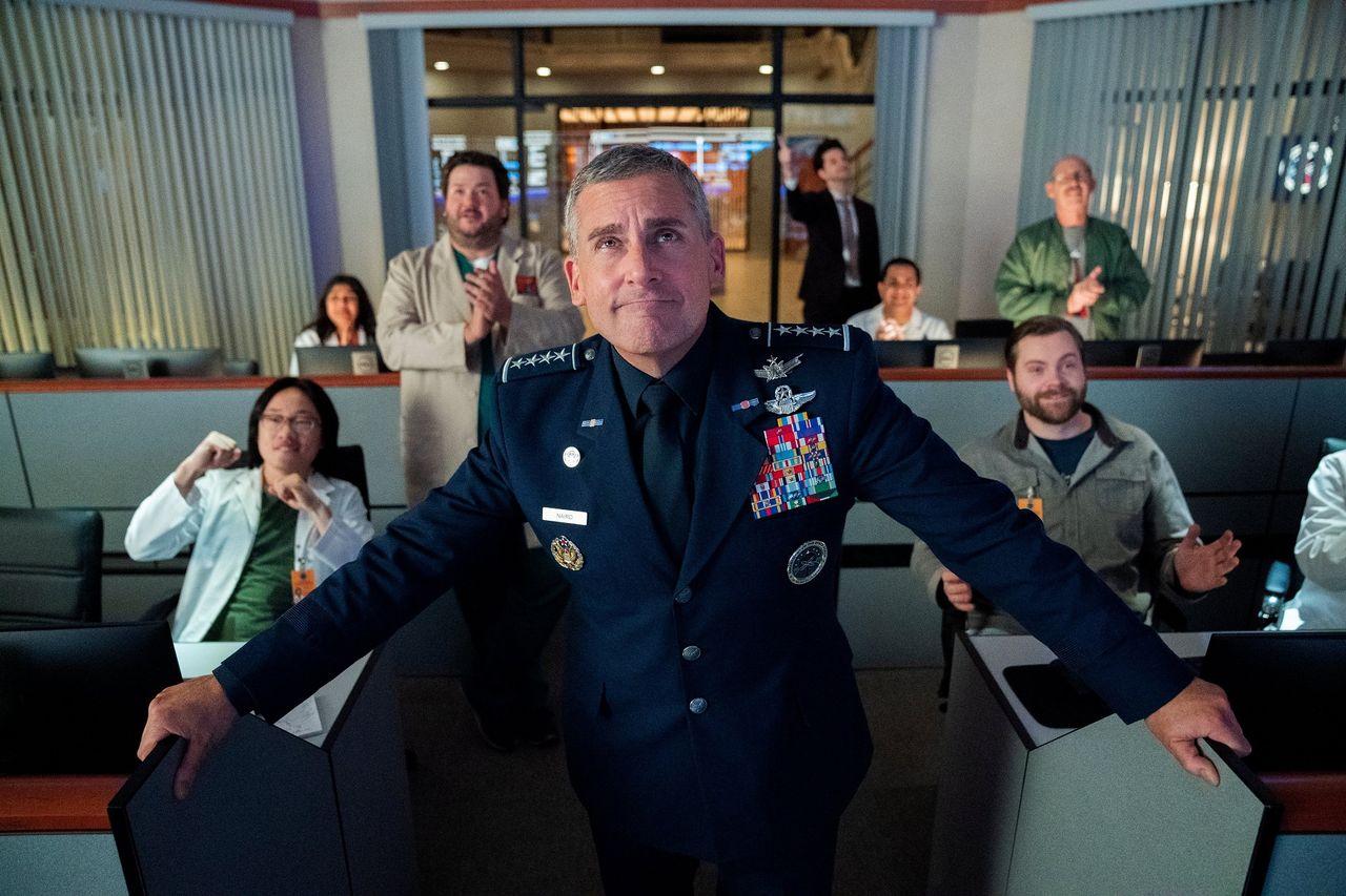 Space Force har premiär 29 maj på Netflix