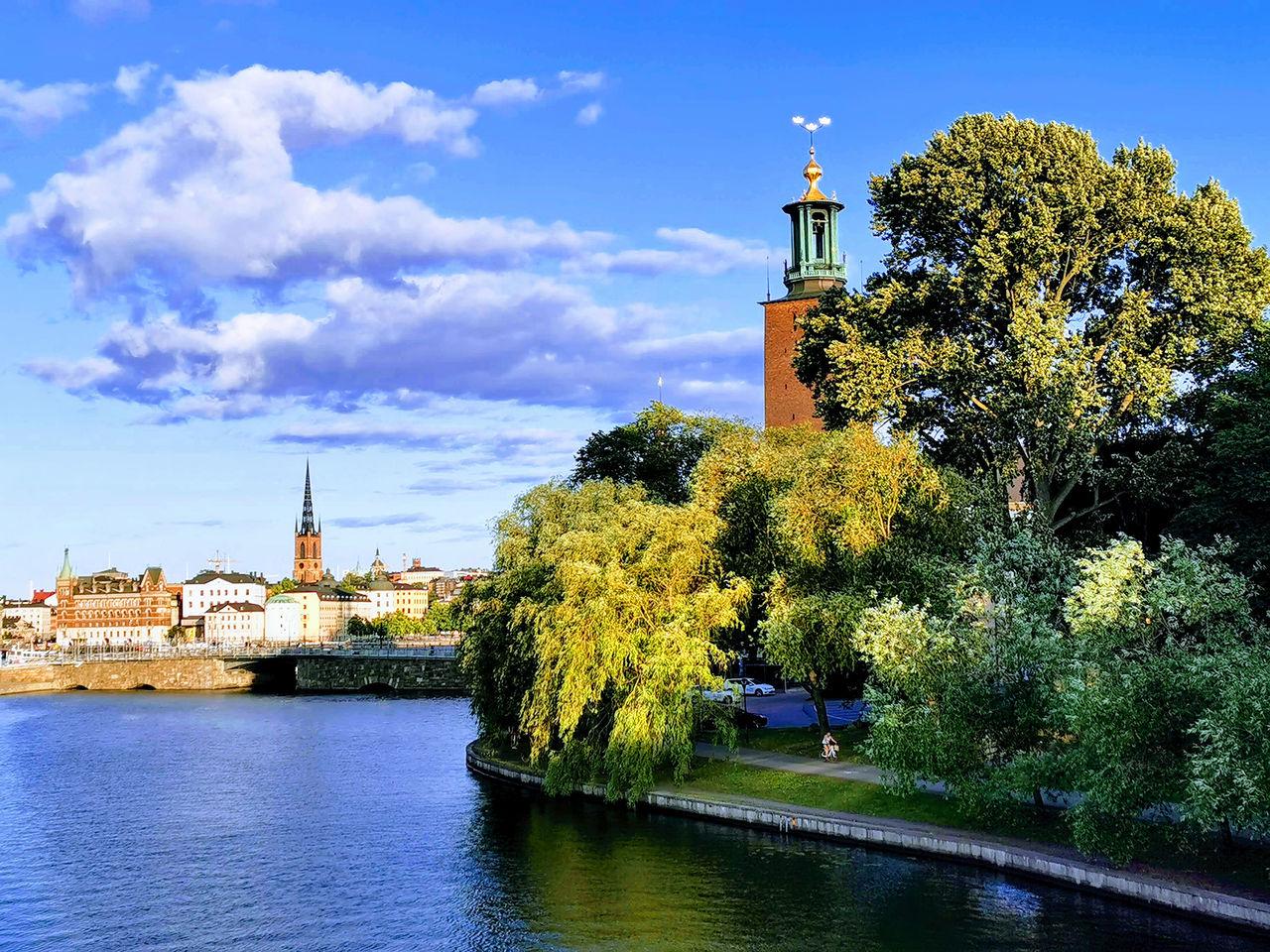 Stockholmarna ser ut att stanna hemma i påsk