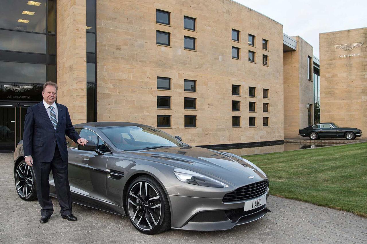 Aston Martin vill vara den brittiska motsvarigheten till Ferrari