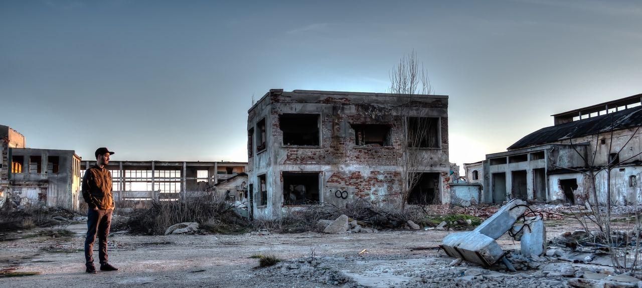 Skogsbrand nära Tjernobyl skapar radioaktiv rök