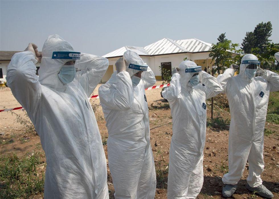 Nya ebolafall upptäckta i Kongo-Kinshasa