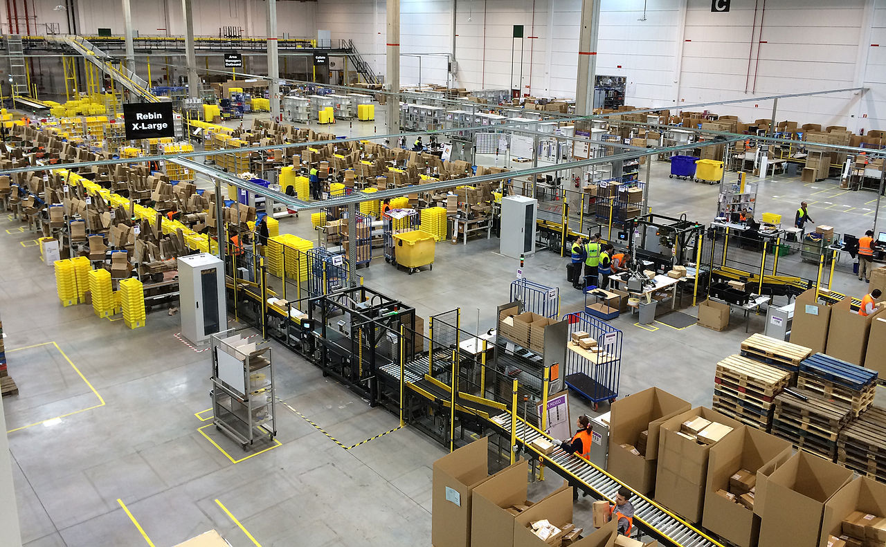 Amazon ska anställa ytterligare 75.000 personer