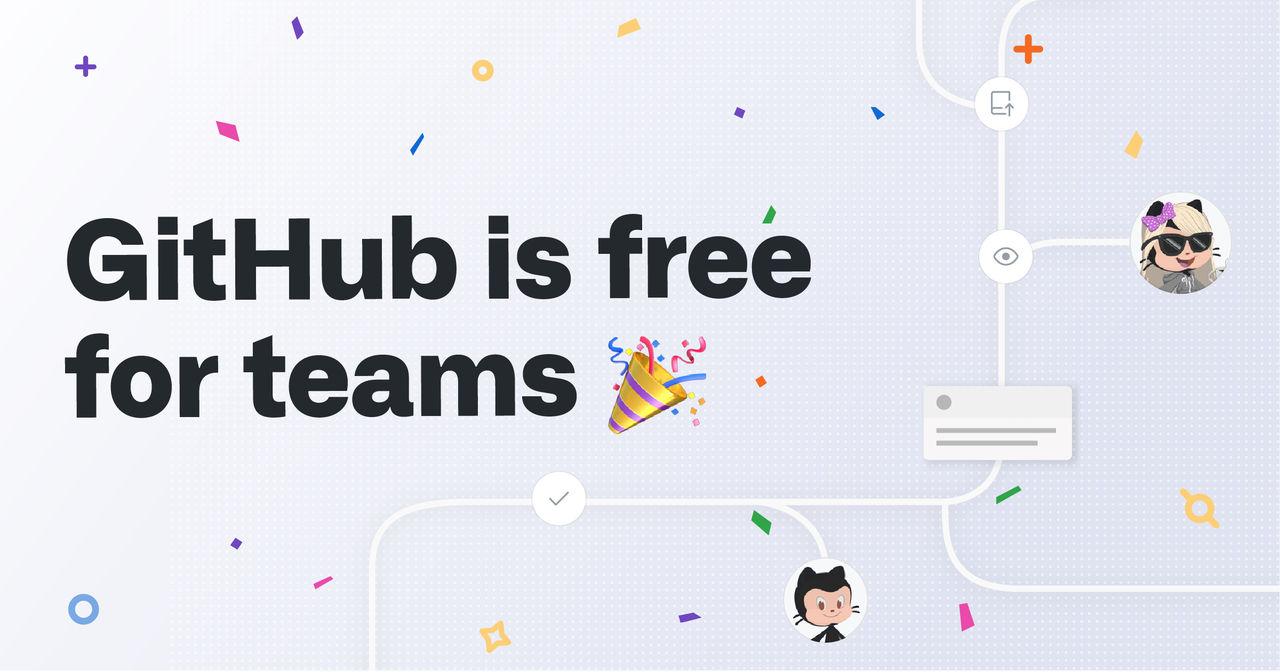 GitHub gör sina basverktyg gratis för alla