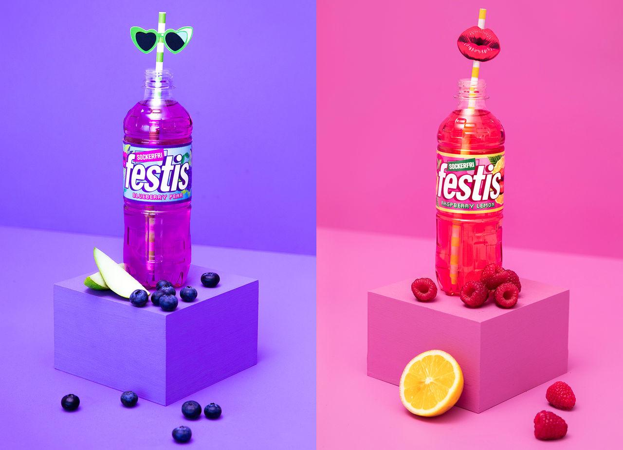 Två nya Festis-smaker