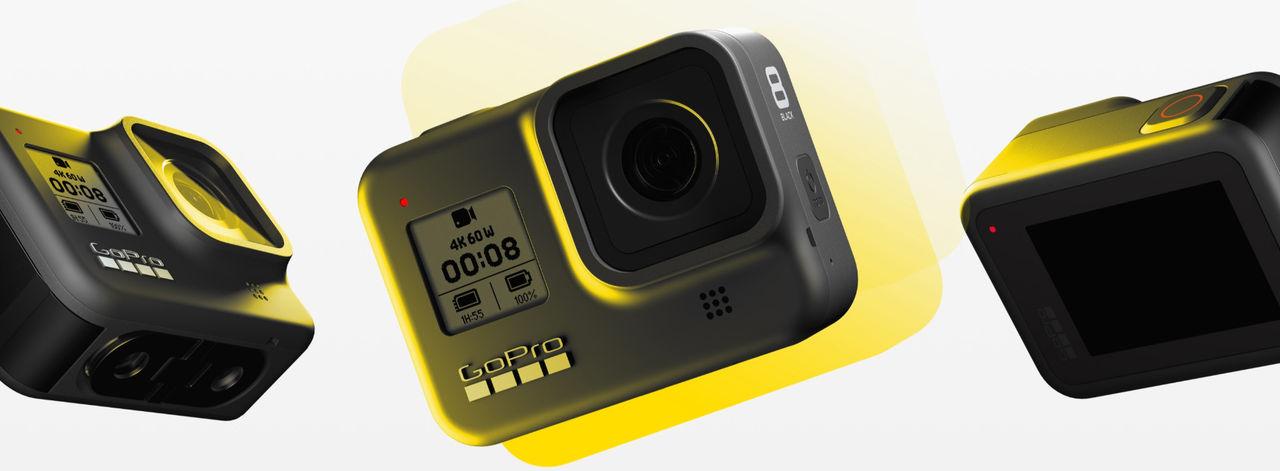 GoPro säger upp 20 procent av arbetsstyrkan