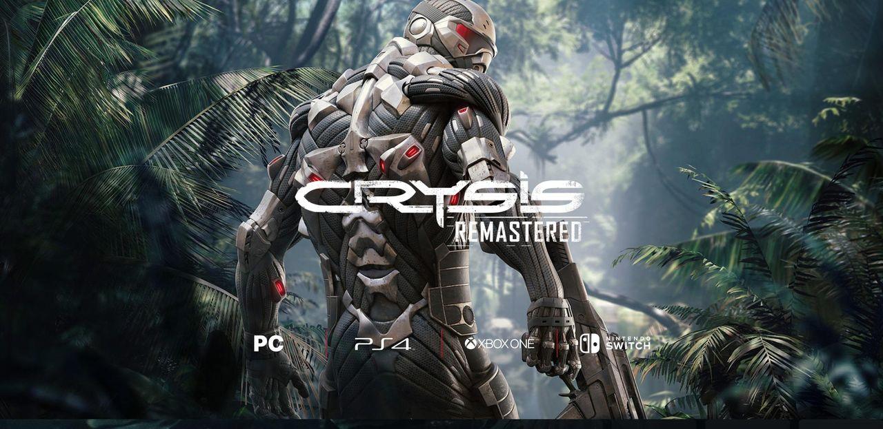 Crytek råkar bekräfta Crysis Remastered