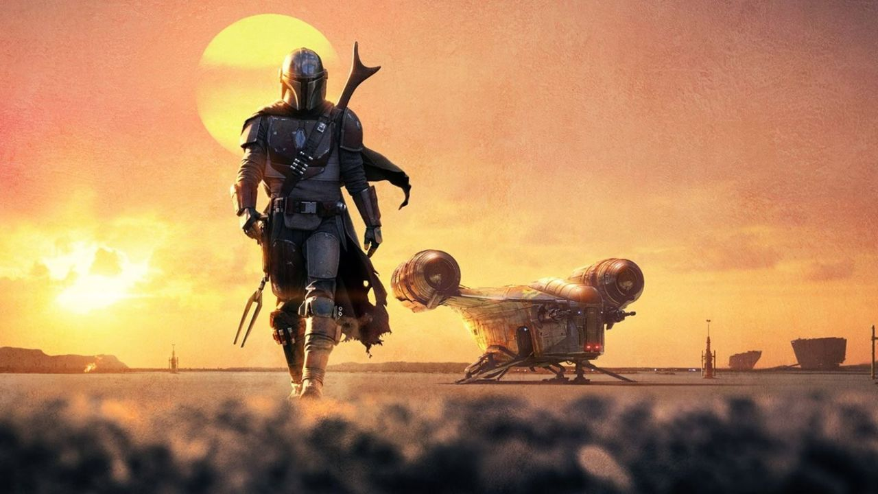 Bakom kulisserna-serie om The Mandalorian på ingång