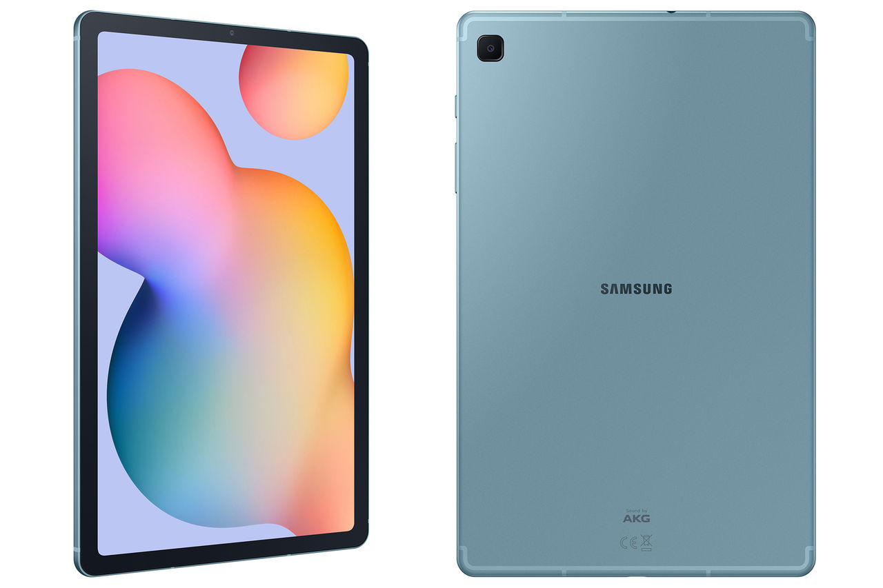Samsung presenterar Galaxy Tab S6 Lite