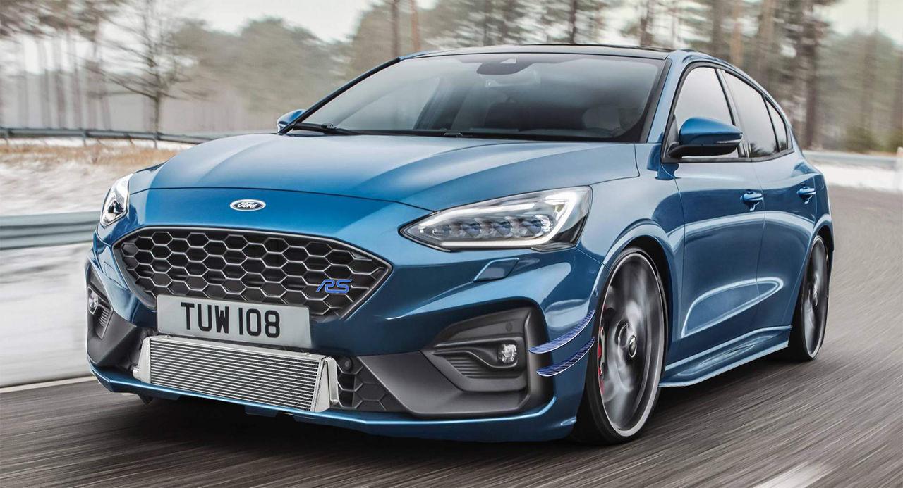 Ford lägger ned utvecklingen av ny Focus RS