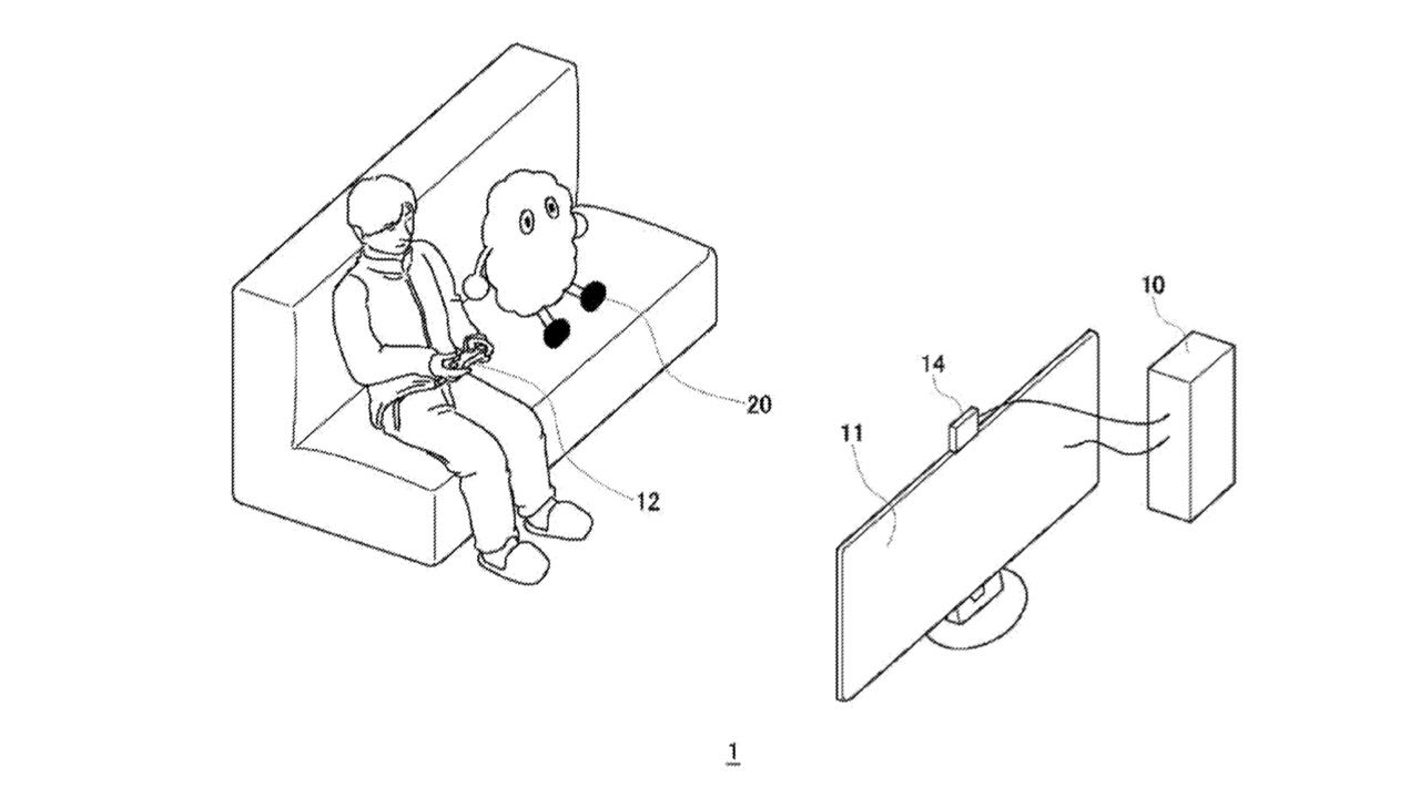Sony söker patent för robotkompanjon till ensamma spelare