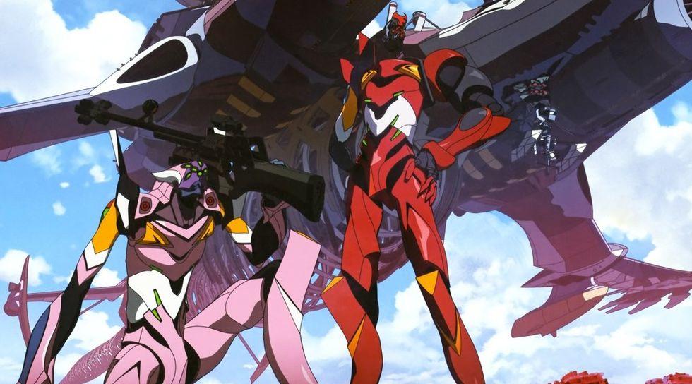 Studio Khara skjuter upp släppet av Evangelion: 3.0+1.0