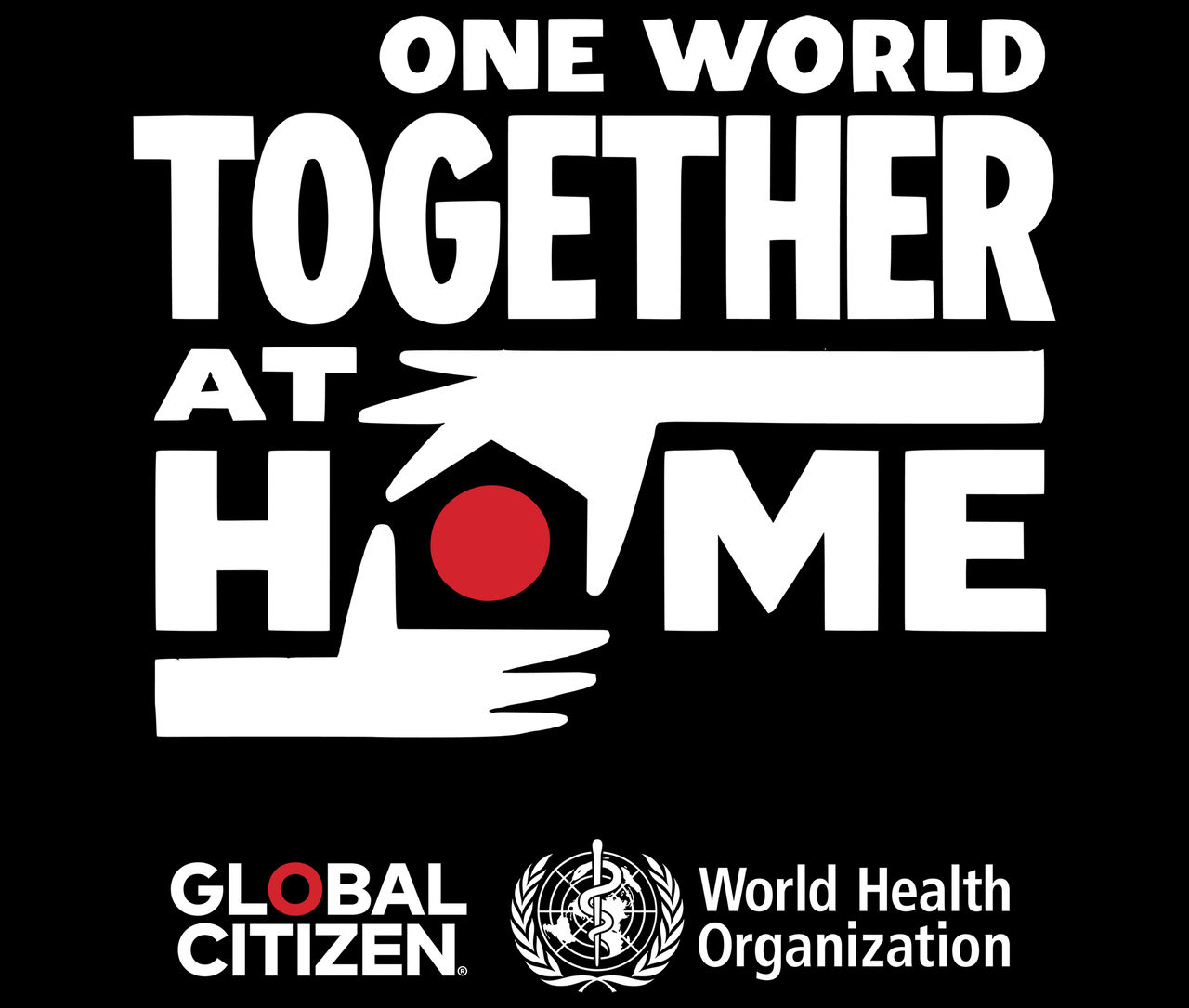 One World Together At Home drog in nästan 1,3 miljarder kronor