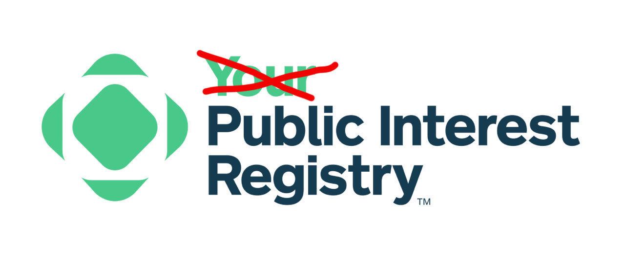 ICANN pausar försäljningen av toppdomänen .org