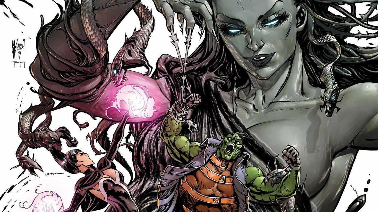 J.J. Abrams producerar Justice League Dark-serie åt HBO Max