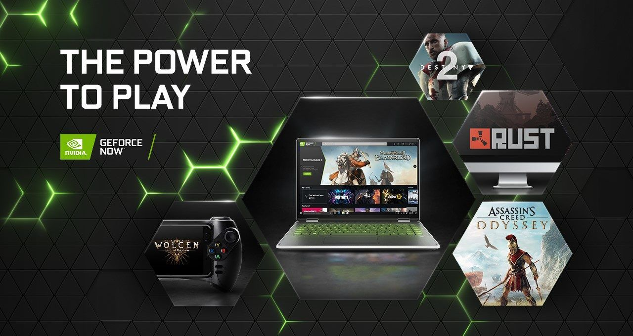 GeForce Now förlorar titlar från Microsoft och Warner Bros