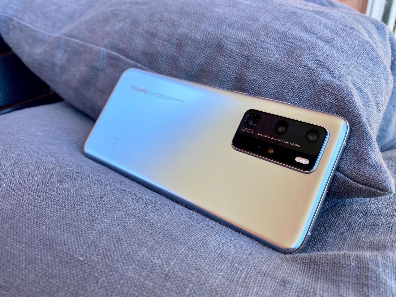 Huawei påkomna med att göra en fuling igen