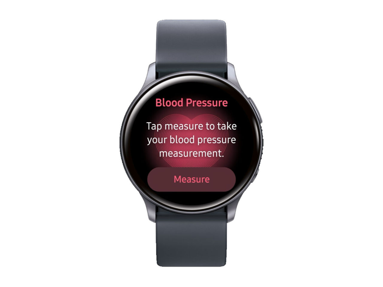 Snart kan Samsung Galaxy Watch Active2 kolla blodtrycket
