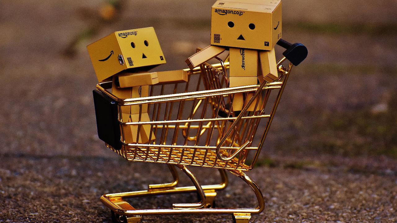 Amazon anklagas för att ha använt sina partners data