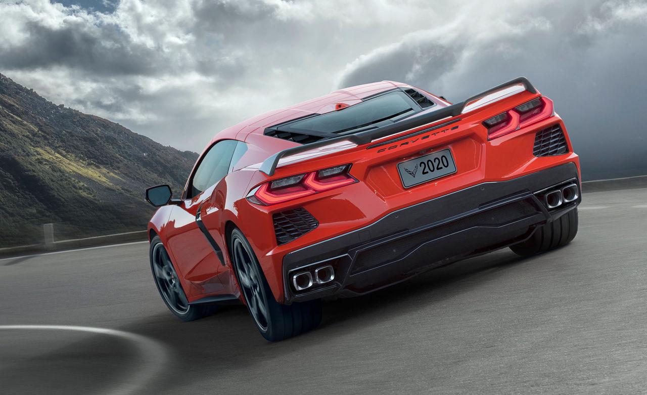 Kommande hybrid-Corvette får 1000 hästar?