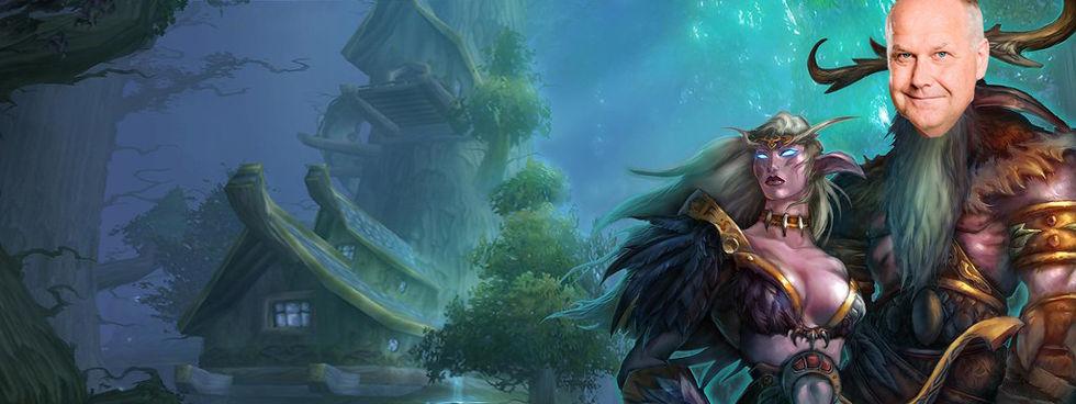 Vänsterpartiet ska fira första maj i World of Warcraft