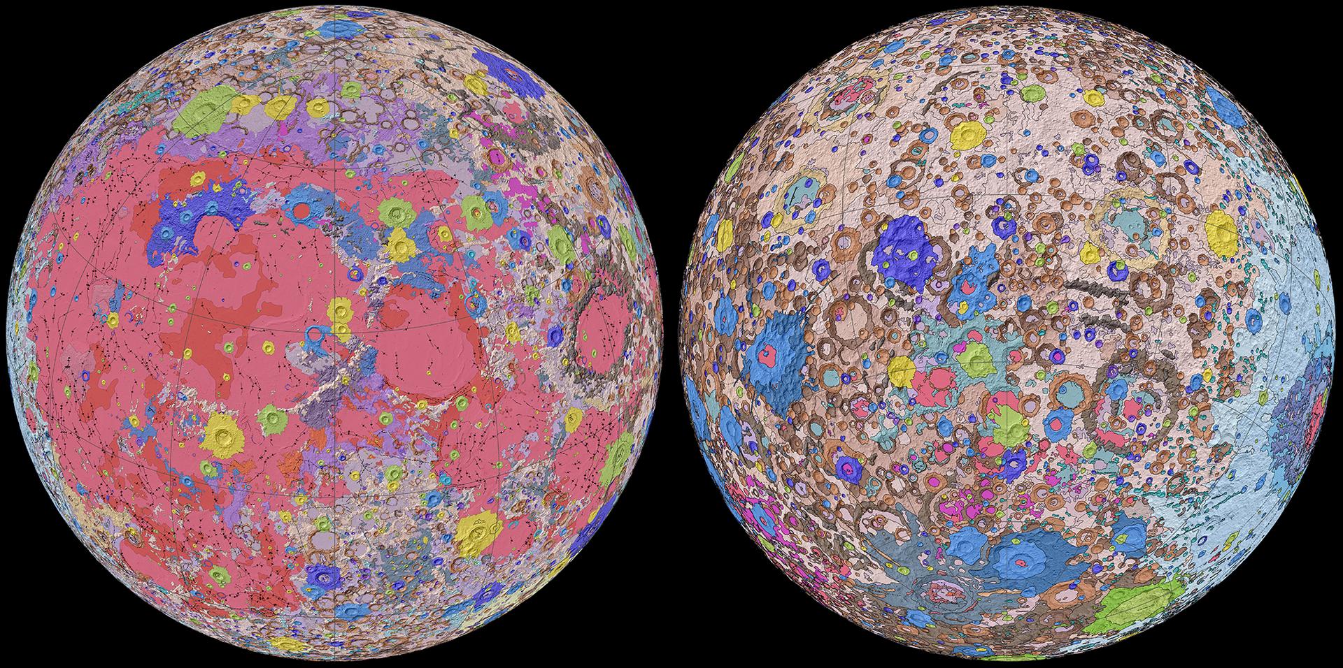 Ny karta på månen släppt
