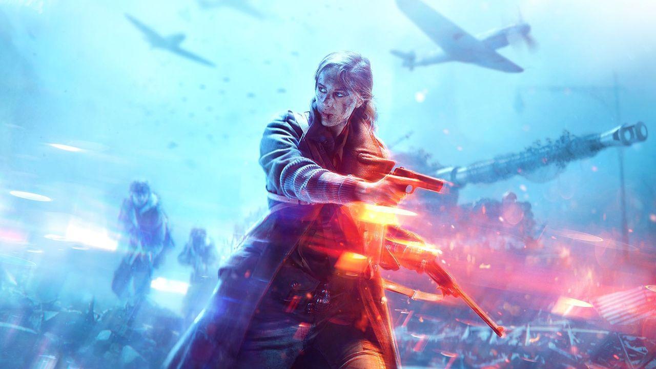 Battlefield V får en sista stor uppdatering denna sommar